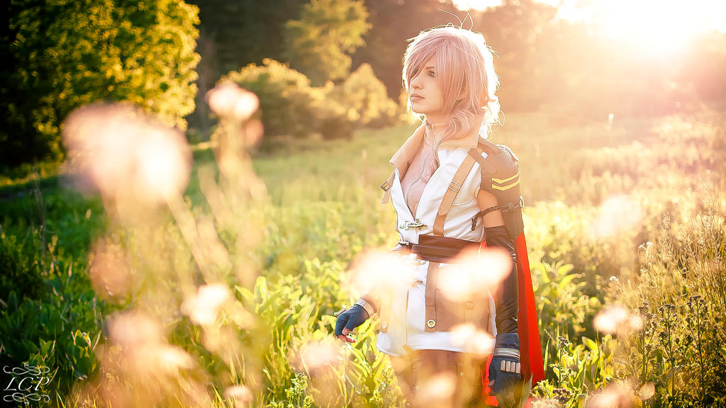 FFXIII - Lightning 6 by LiquidCocaine-Photos