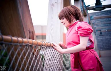 Spirited Away - Chihiro by LiquidCocaine-Photos