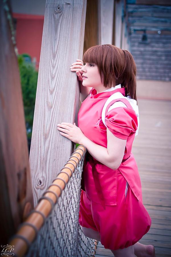 Spirited Away - Chihiro 2 by LiquidCocaine-Photos