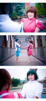 Spirited Away - Young love