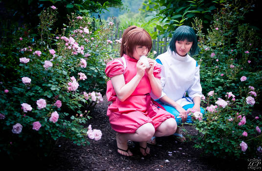 Spirited Away - Young love 2