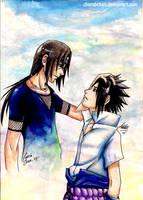 Farewell, Nii-san by cherubchan
