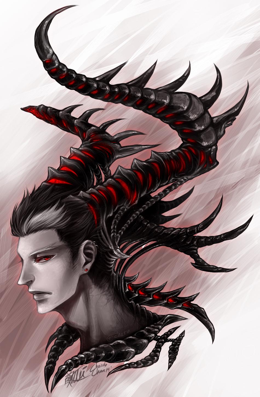 MM: Demonic by cherubchan