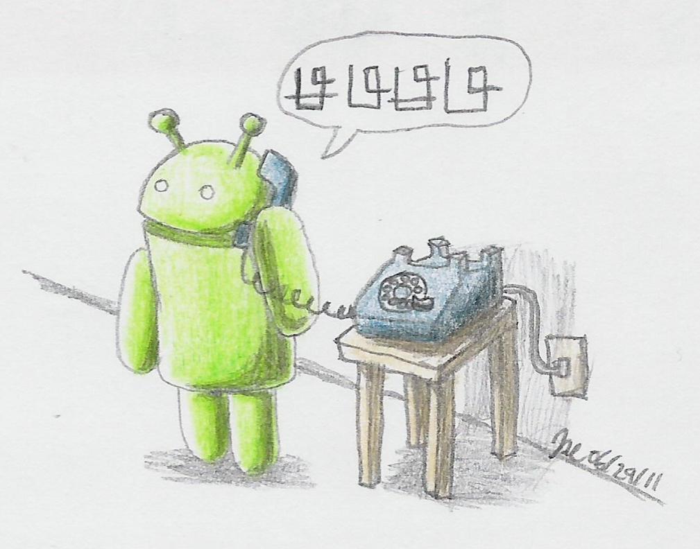 Android Phone by Mongaikan-Ryu