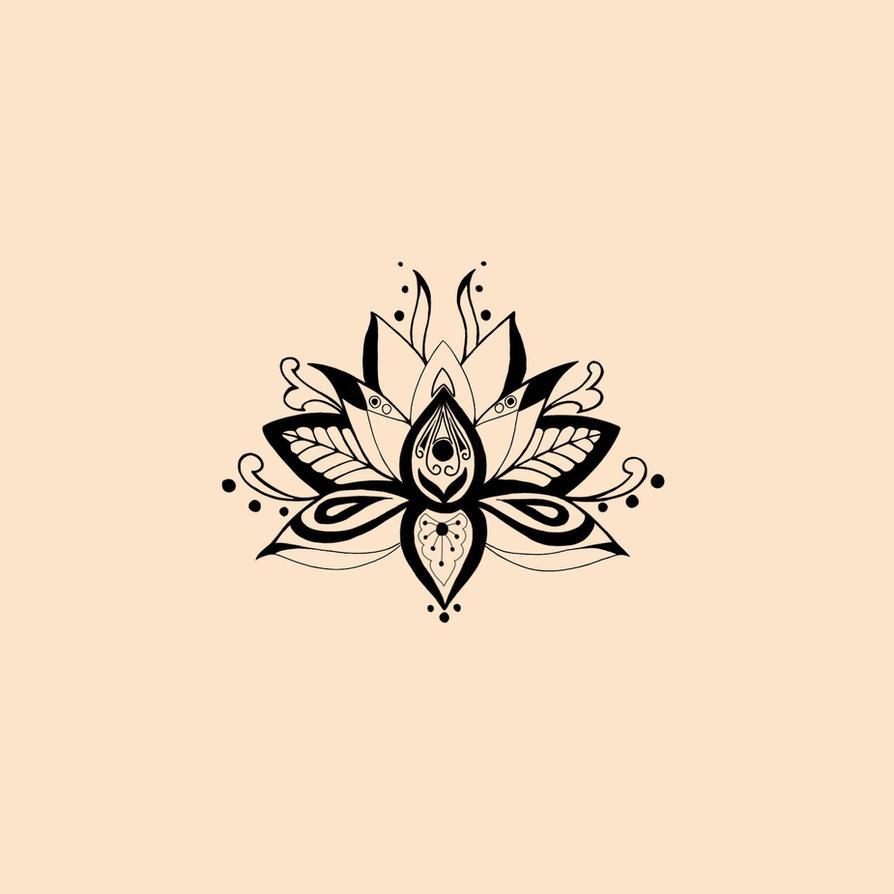 Egyptian Lotus Flower By Kenya19708 On Deviantart