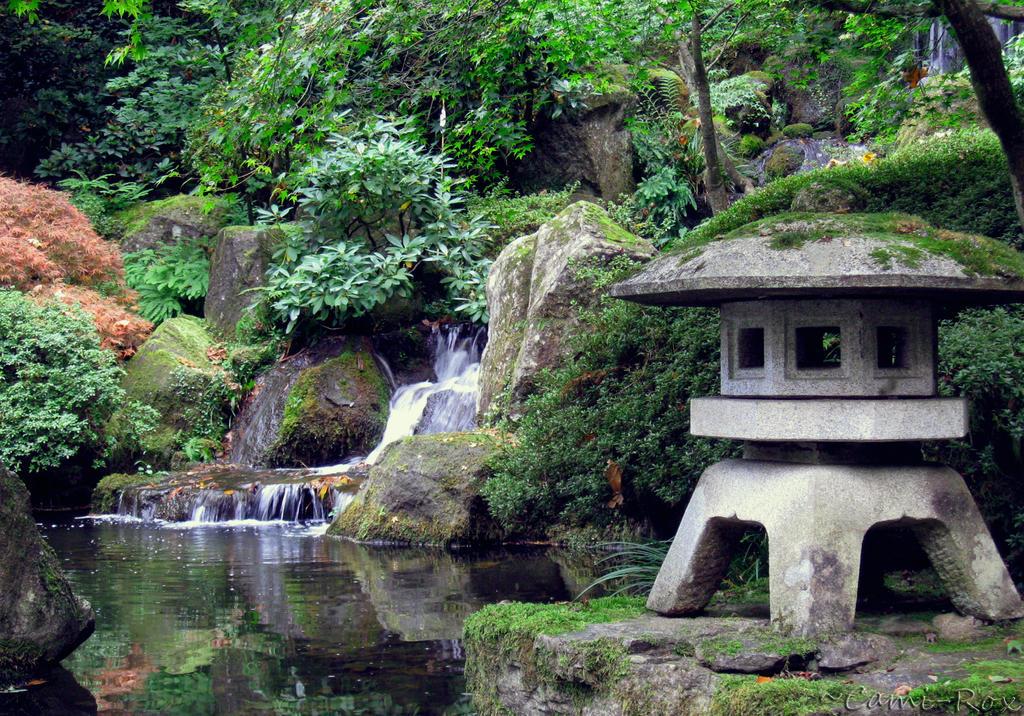 Japanese Garden 3 by cami-rox