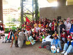 Pokemon Groupshot 3 AnimeFest 2012