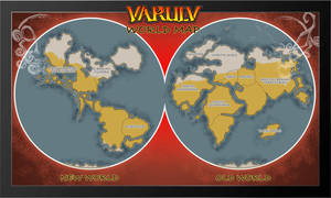 Varulv World Map