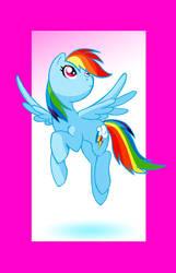 Rainbow Dash by dawnbest
