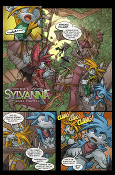 Sylvanna - Book I, Chapter 1: Page 3
