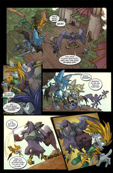 Sylvanna - Book I, Chapter 1: Page 4