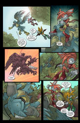Sylvanna - Book I, Chapter 1: Page 7