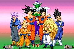 Screenshot: The Z Fighters by Knuxamyloverfan