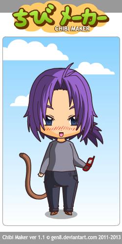 DBZ: Teen Trunks Jr. by Knuxamyloverfan