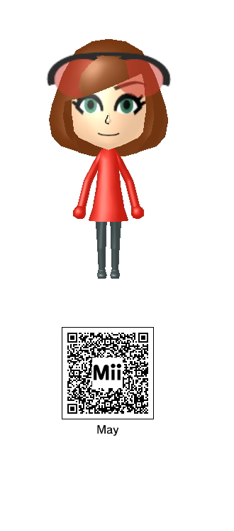 Android 18 Mii QR Code by Knuxamyloverfan on DeviantArt