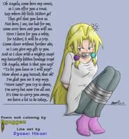 Poem for Angela by Bgagger