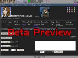 NE Beta Preview: Damsel by Bgagger