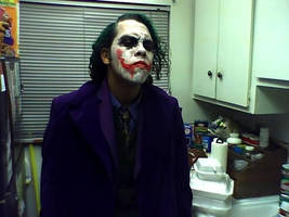 Joker costume 3 by Thrash618