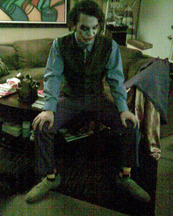 Joker costume 1 by Thrash618