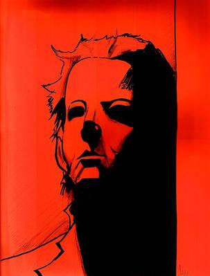 Michael Myers by Thrash618