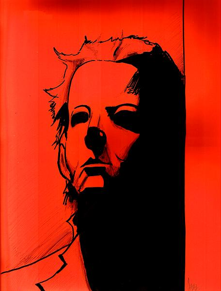 Michael Myers by Thrash618