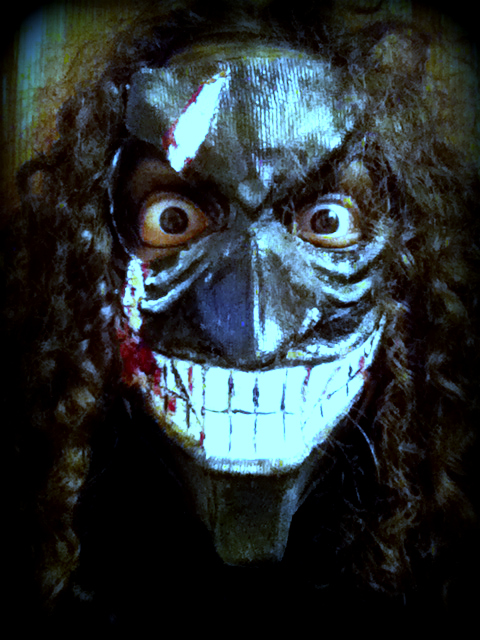 THRASH Mask by Thrash618