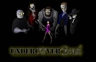 Undercover Beast by Thrash618