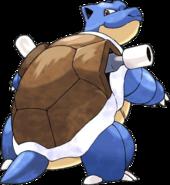 Blastoise by Pokemon-T-rainer
