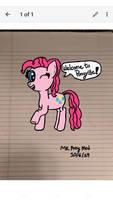 Pinkie Pie is Pog