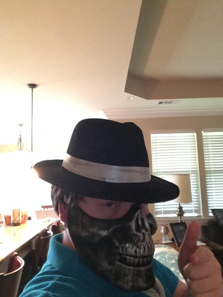 Kamen Rider Skull Selfie by powerkidzforever