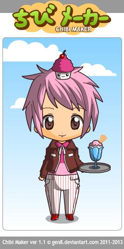 Chibi Candy Gumbo 2 by powerkidzforever