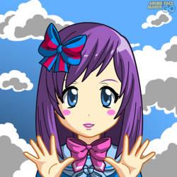 Anime Violet
