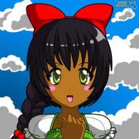 LB Anime Amber
