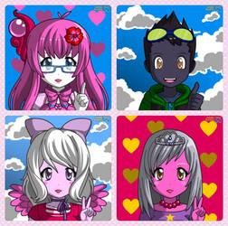 Aurora and Friends