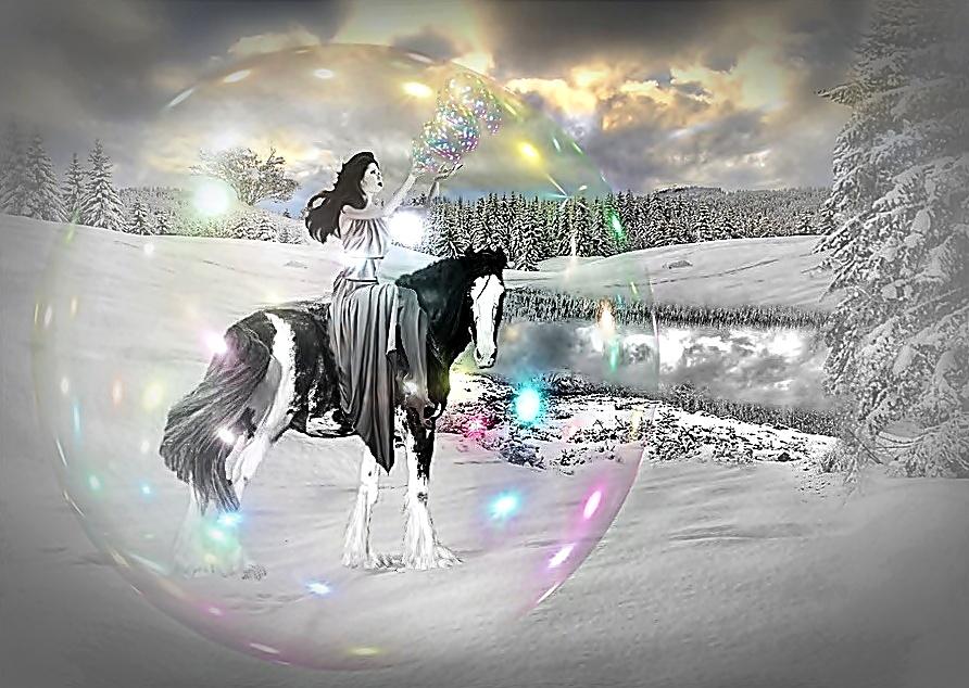 beautiful Magic by poisen2014
