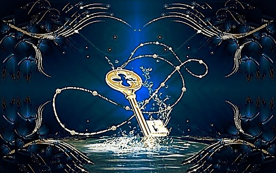 the Key by poisen2014