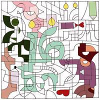 Happy Birthday DeviantArt by poisen2014