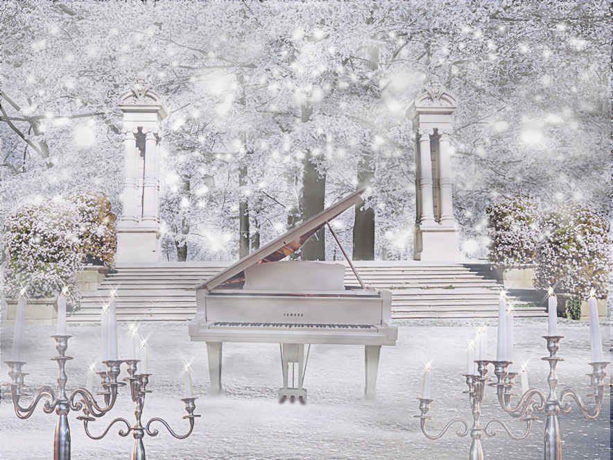 Winter Melody by poisen2014