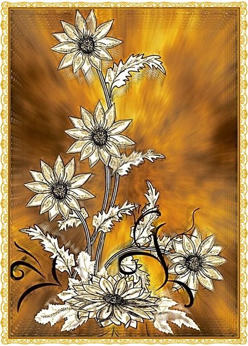 Flower Portrait by poisen2014
