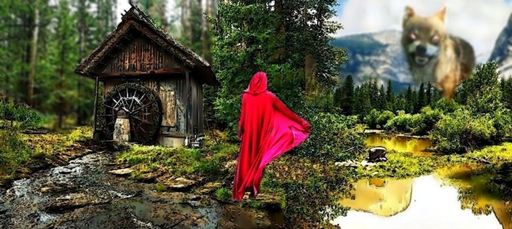 Red Riding Hood by poisen2014