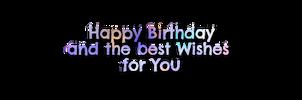 Birthday by poisen2014