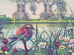 a little Bird by poisen2014
