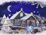 beautiful Christmas by Libra-Heart