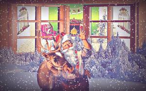 Christmas Joy by poisen2014