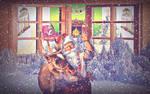 Christmas Joy by Libra-Heart