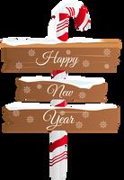 Happy New Year by poisen2014