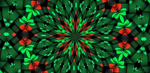 Kaleidoskop-green 2021