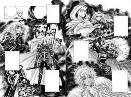 El Sindrome del Hilo Enredado - Fantasy Pages by LolitaAldea