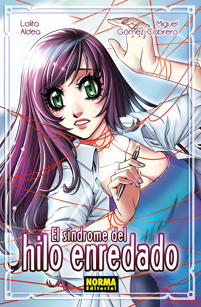 El sindrome del hilo enredado - portada by LolitaAldea