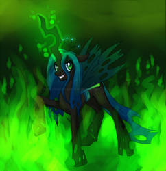 Chrysalis by itami-salami